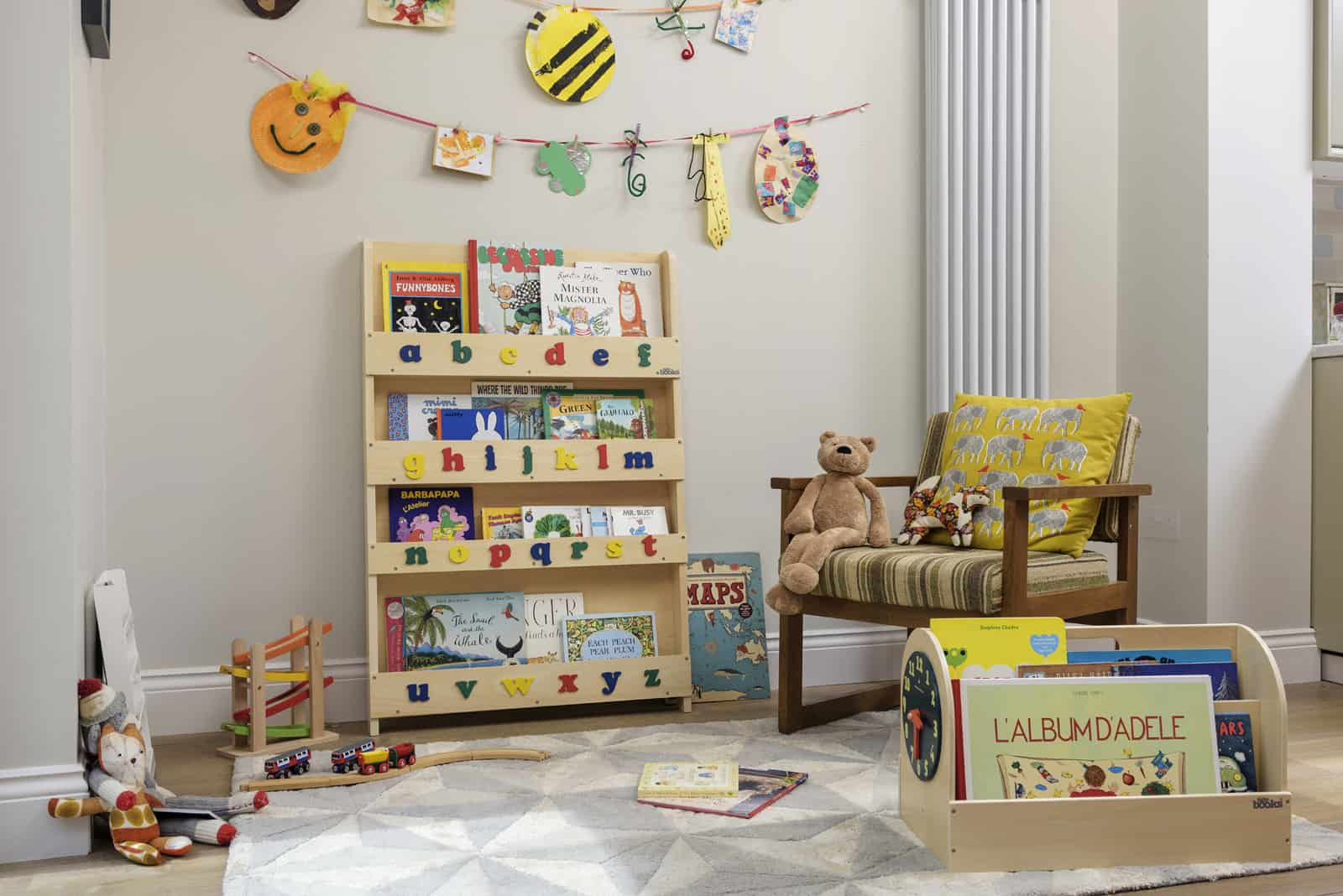 See our Children's bookcases and book storage