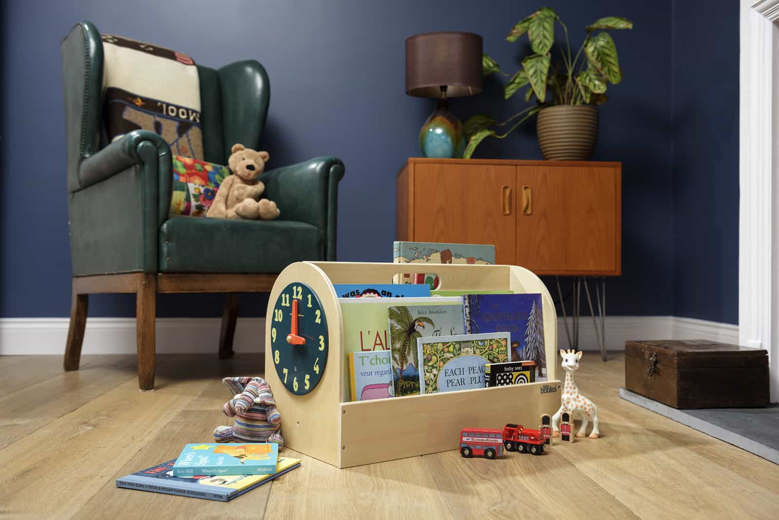 See the full range of children's bookcases and book storage