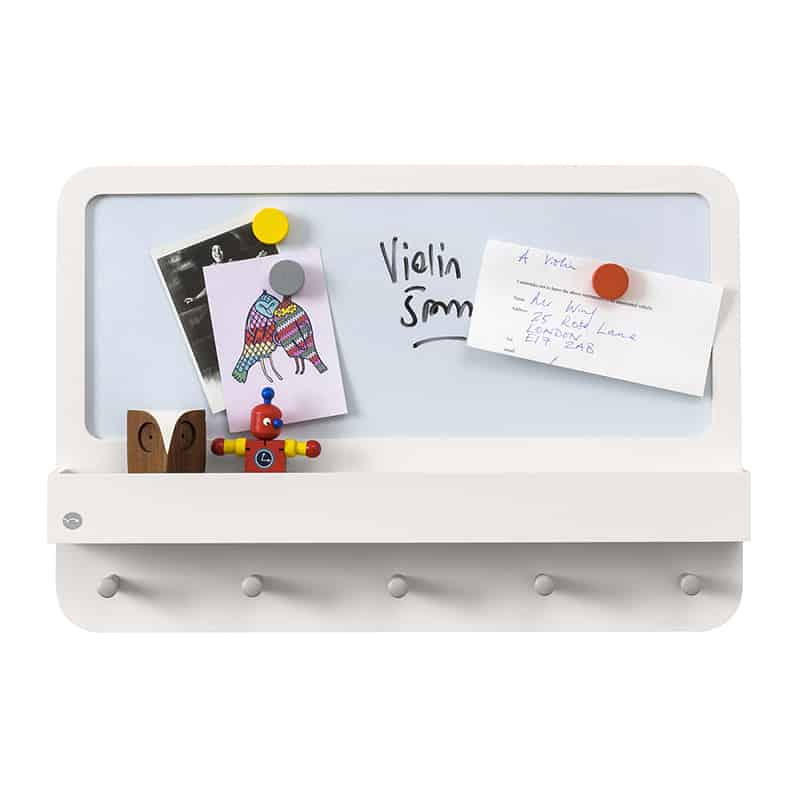 Tidy Books Forget-Me-Not, Children's Notice Board , Forget me not, Forget Me Not Family Organiser, Family Organiser, notice board, kids notice board, The Tidy Children's Notice Board White