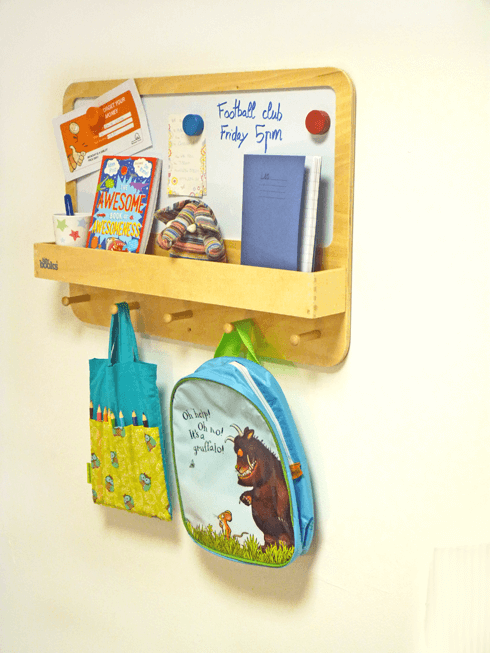 Forget Me Not, Tidy Books, get organised, notice board, furniture, kids room, children