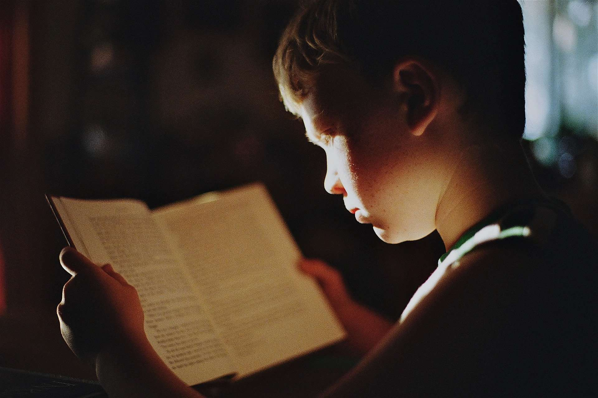 why are books important - they are the doorway to a broader life