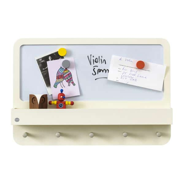 The Tidy Children's Notice Board Ivory